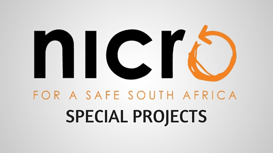 NICRO special projects